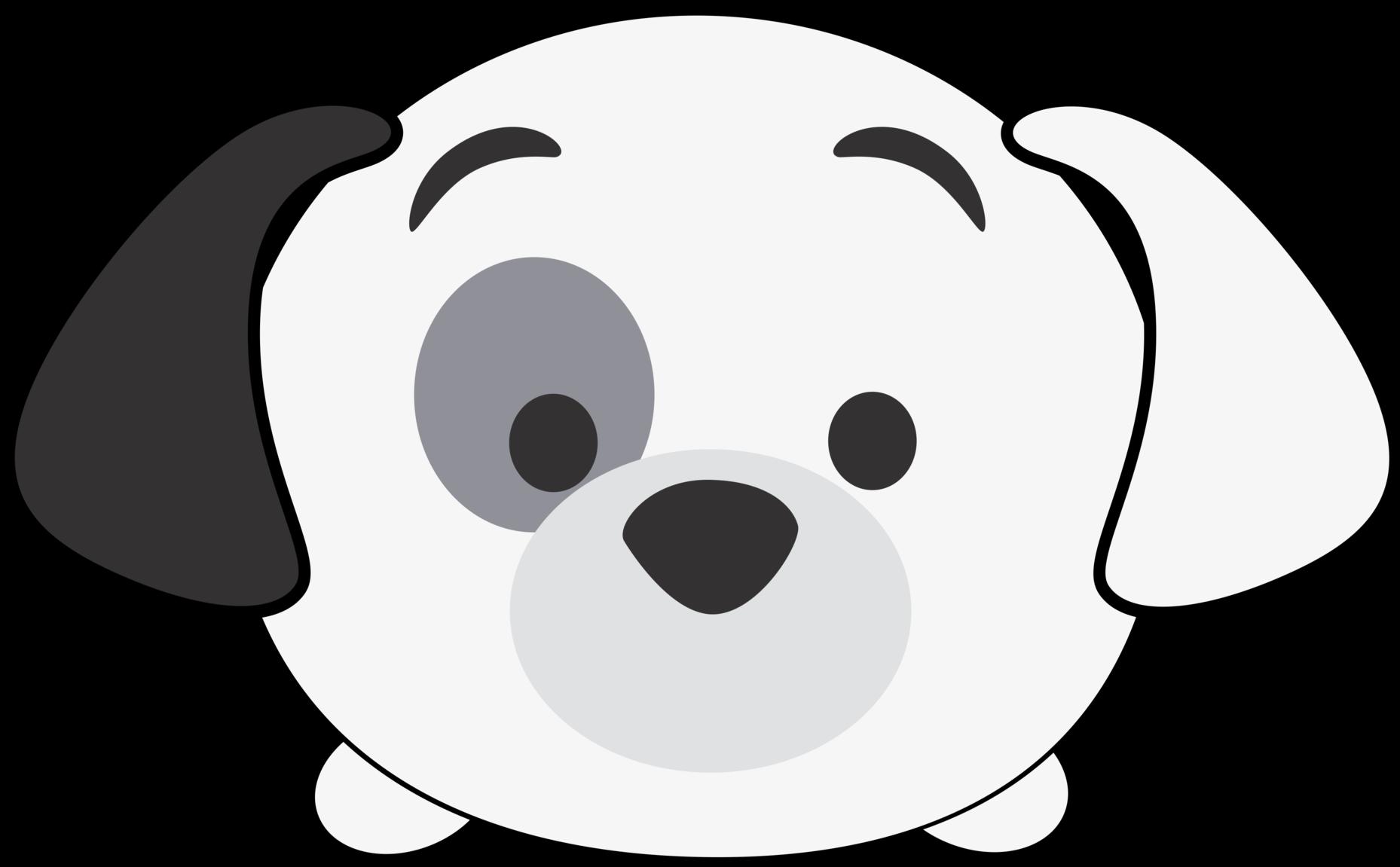 Disney Tsum Tsum Clipart 9: Disney Tsum Tsum Clipart 101 Dalmatians