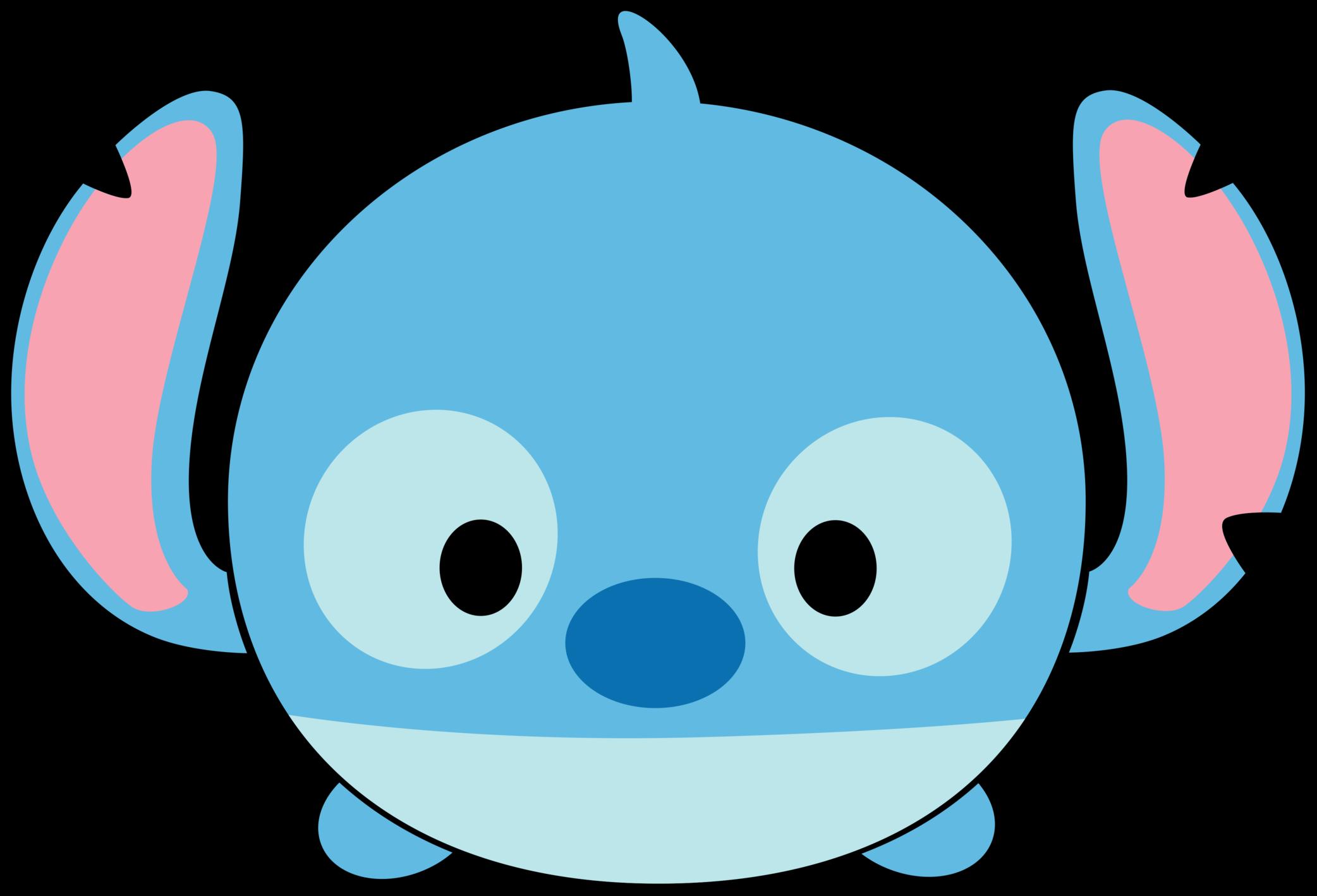 Disney Tsum Tsum Para Colorear Piglet Tusm Tusm: DISNEY TSUM TSUM Stitch