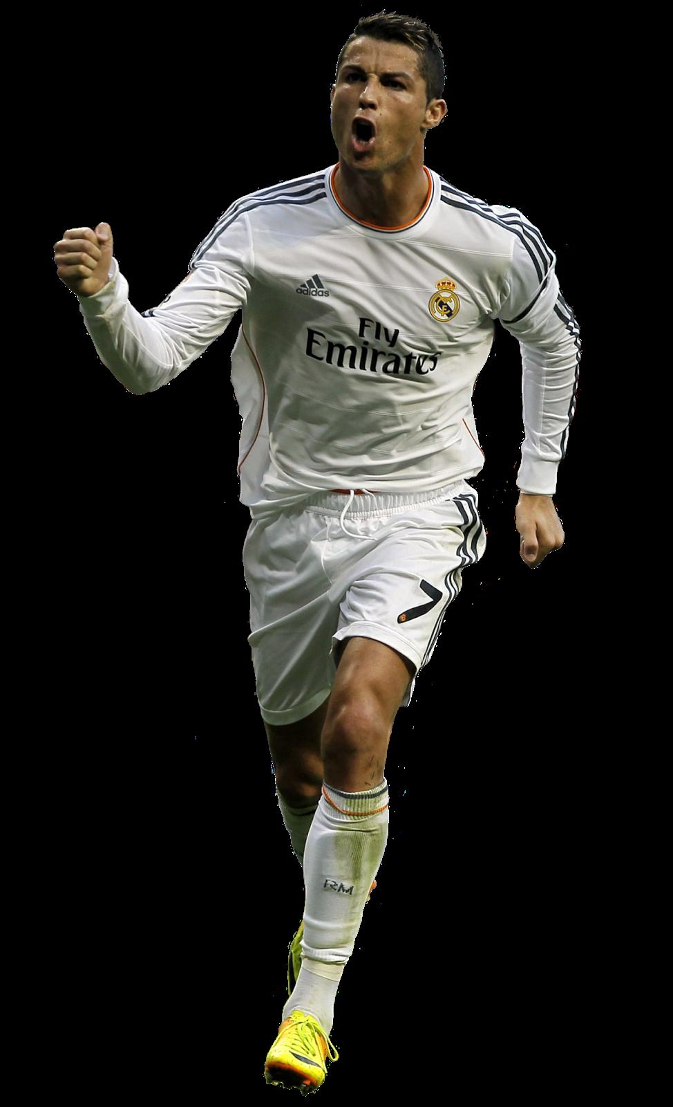 Celebration Cristiano Ronaldo PNG