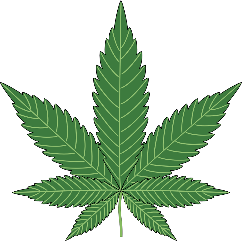 Weed Plant Clipart Cliparts Galleries