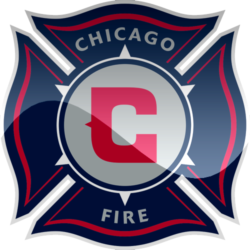 Chicago Fire Football Logo Png