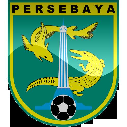 Persebaya Surabaya Football Logo Png Gambar Lambang