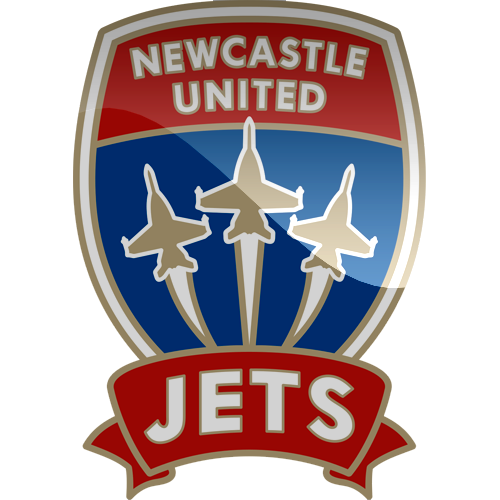 newcastle jets logo png