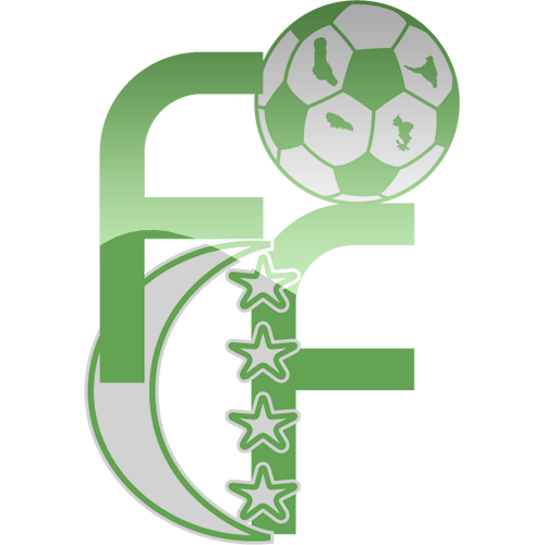 comoros football logo png