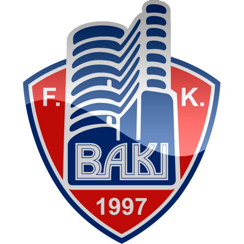 baku fk football logo png