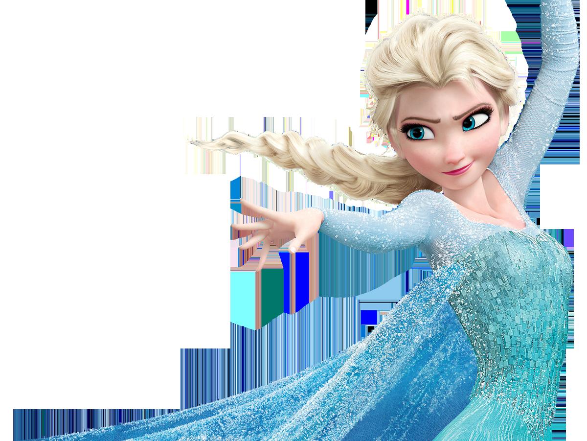Elsa Cake Licensed