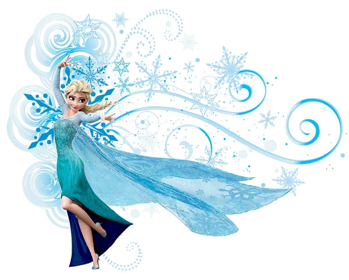 elsa frozen disney design clip art png