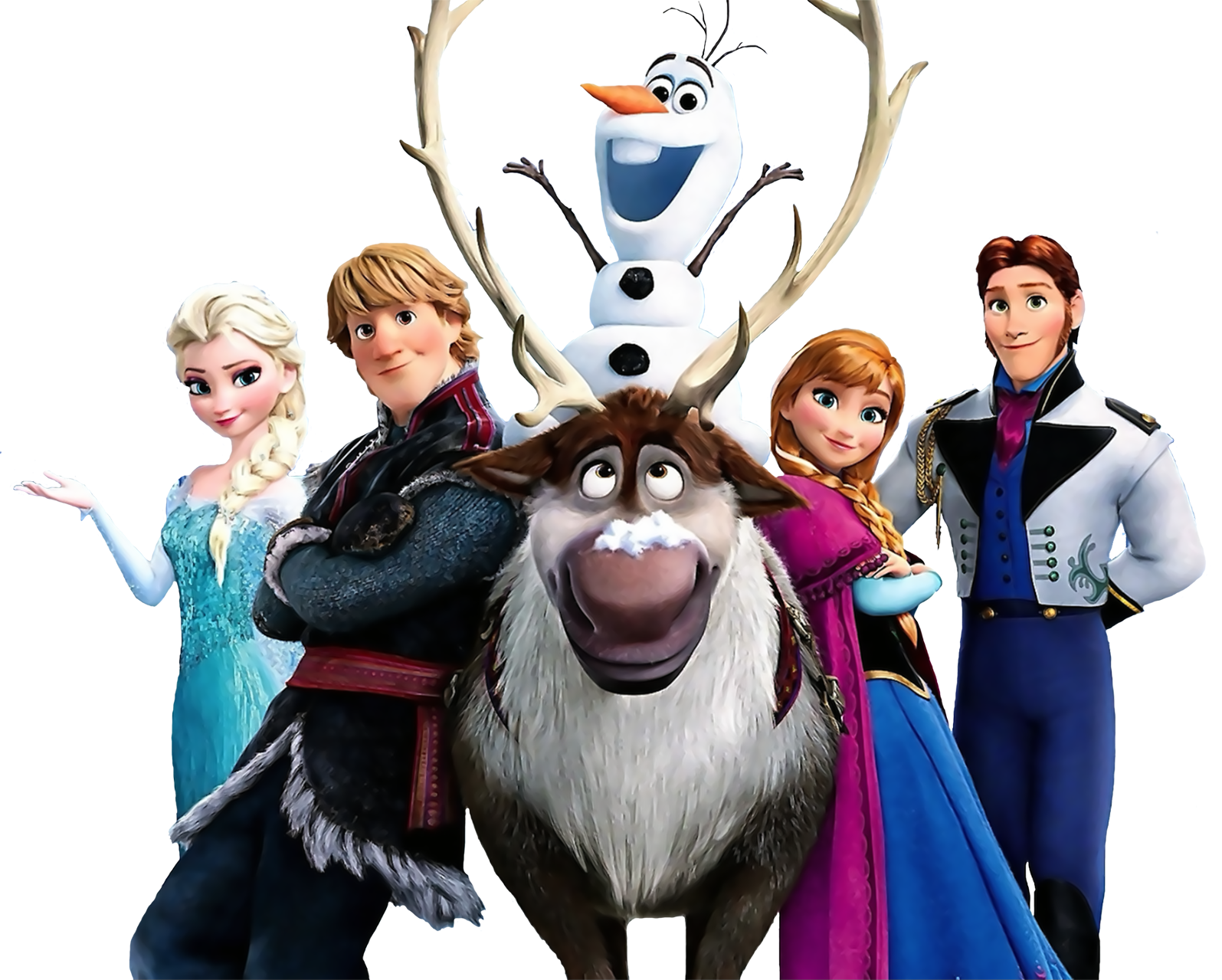 frozen disney png 2