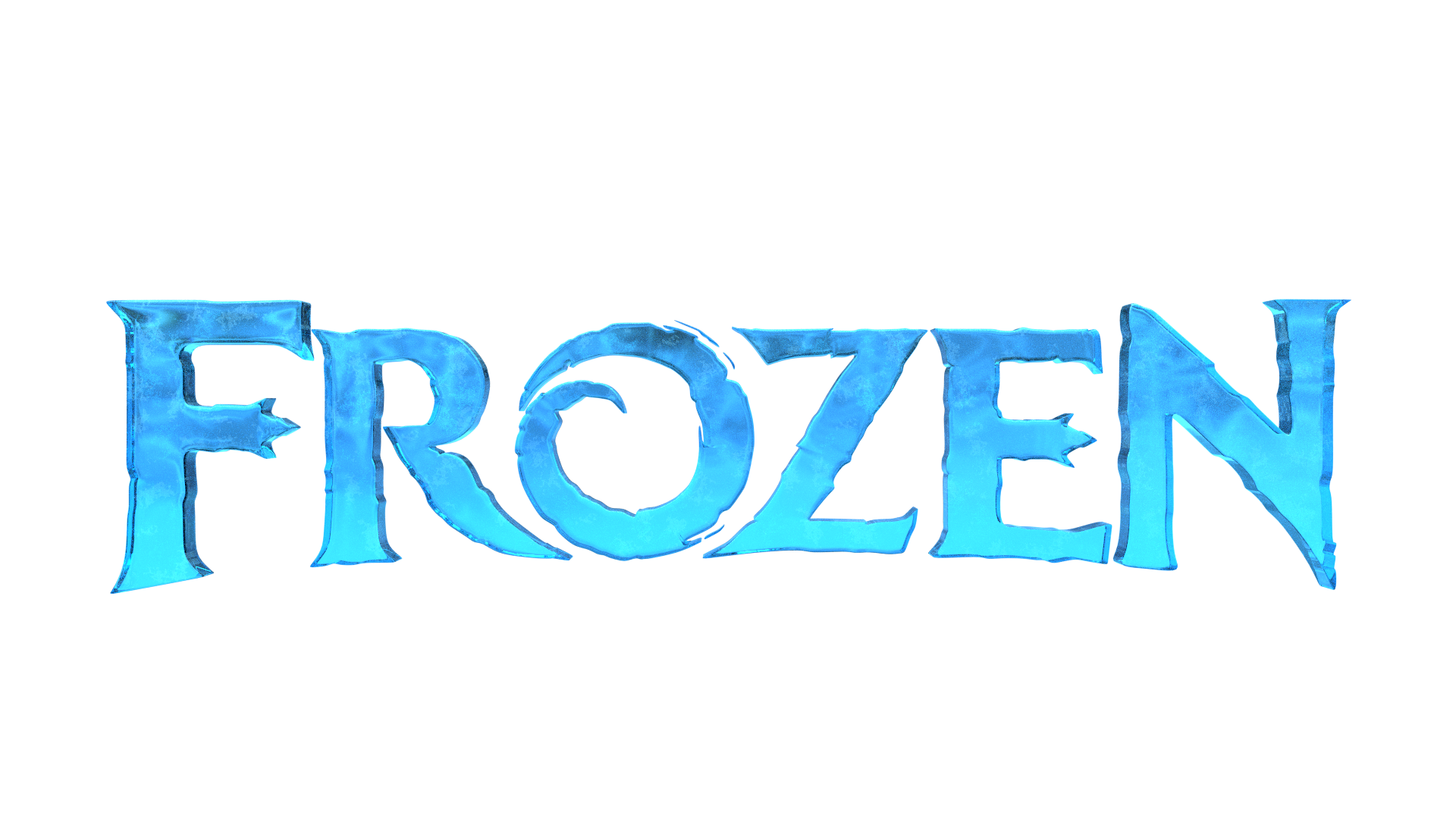 Logo Frozen Disney