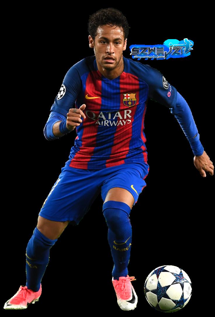 Neymar Png 2017 By Szwejzi