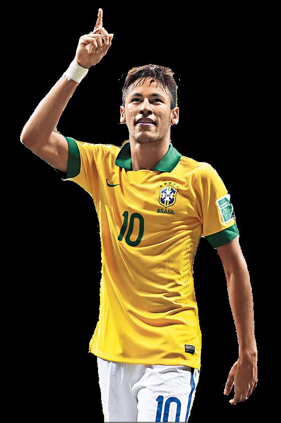 Image result for neymar brazil png