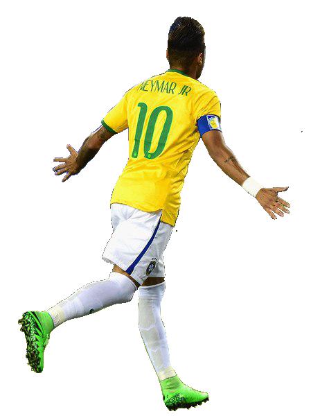 Neymar Jr 10 Brazil Png