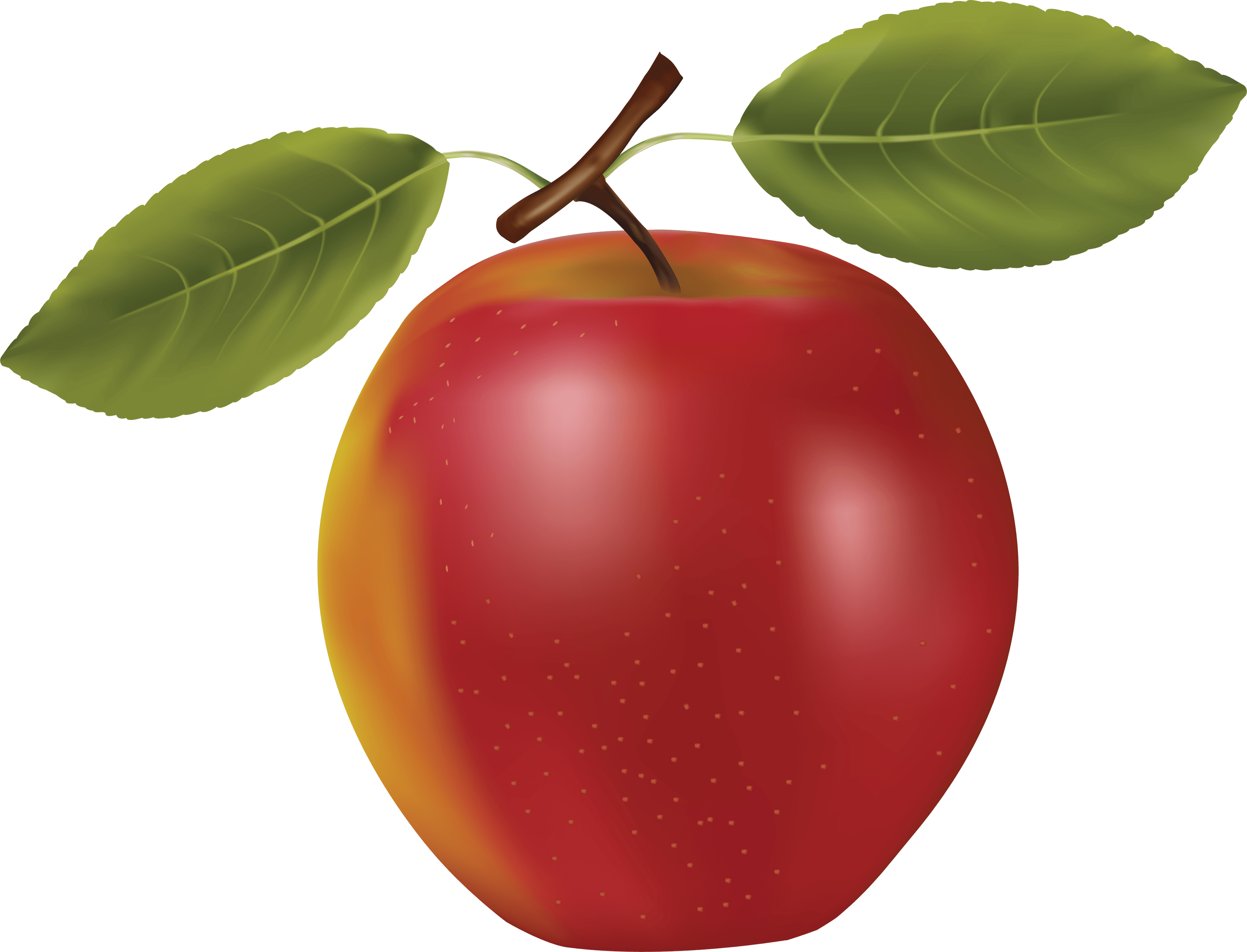 86 red apple png image