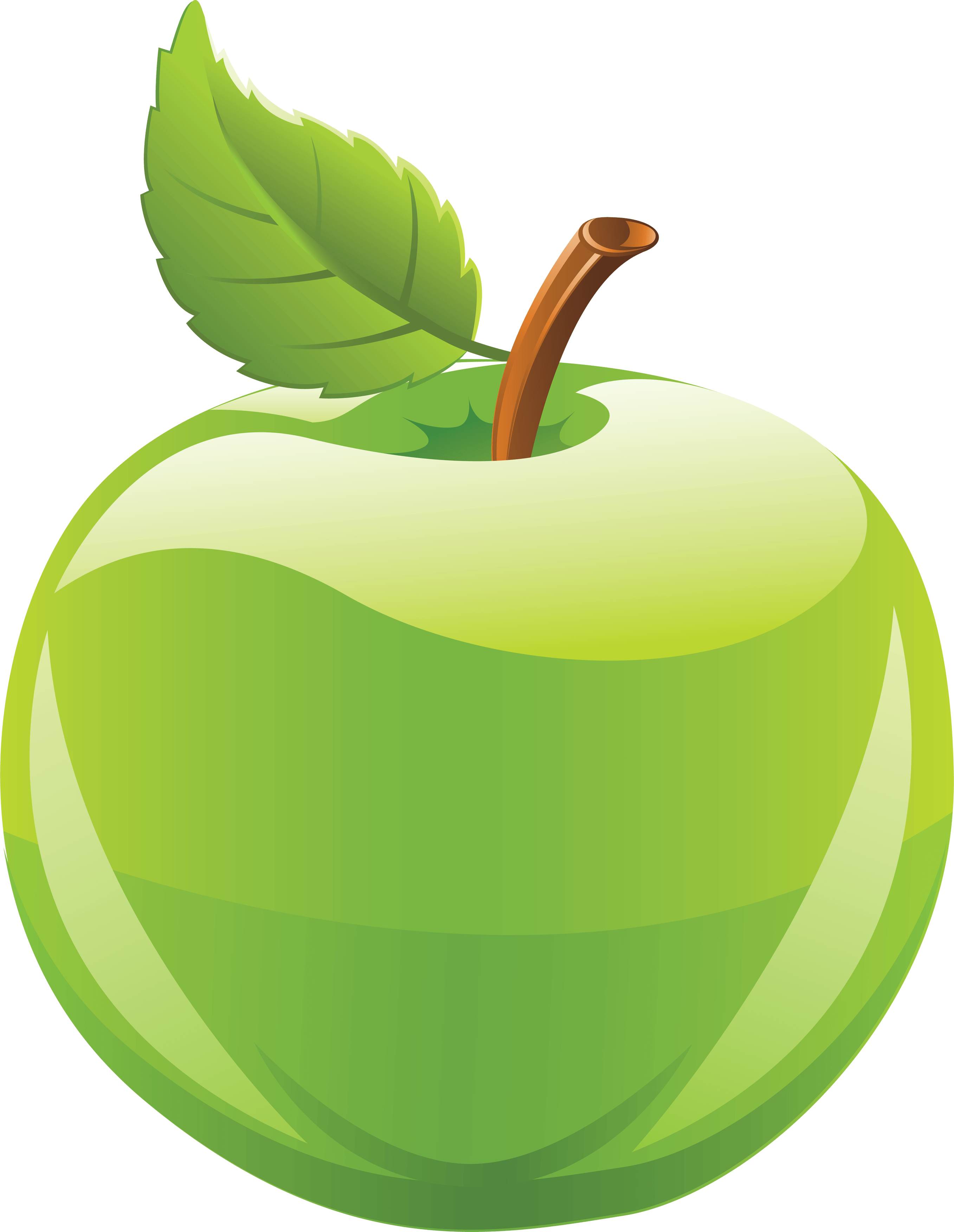 49 green apple png image clipart apple black and white clip art apples and oranges