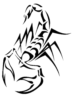 33 tattoo scorpion png image