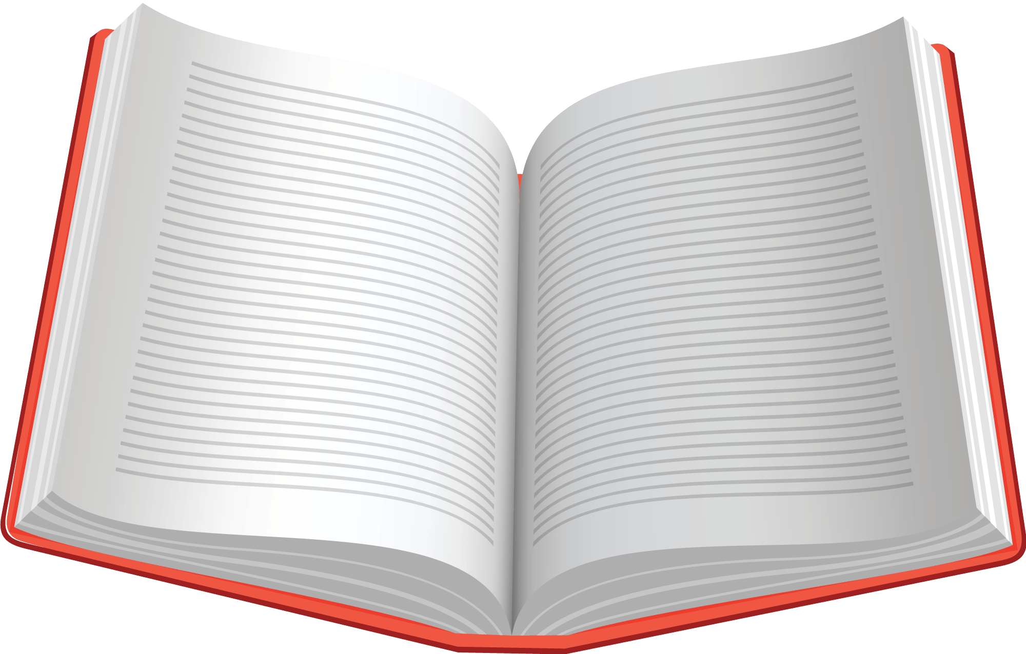 8 open book png image