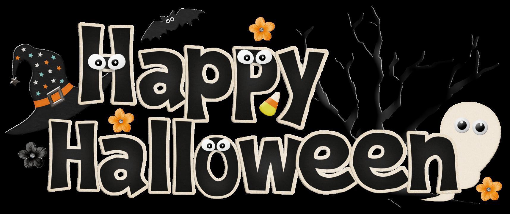 Happy Halloween Png Fun Kids Ghost