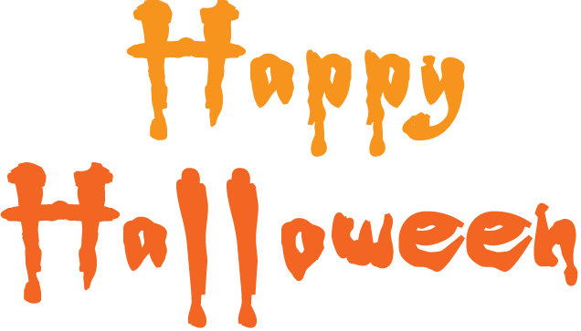 Happy Halloween Logo Png