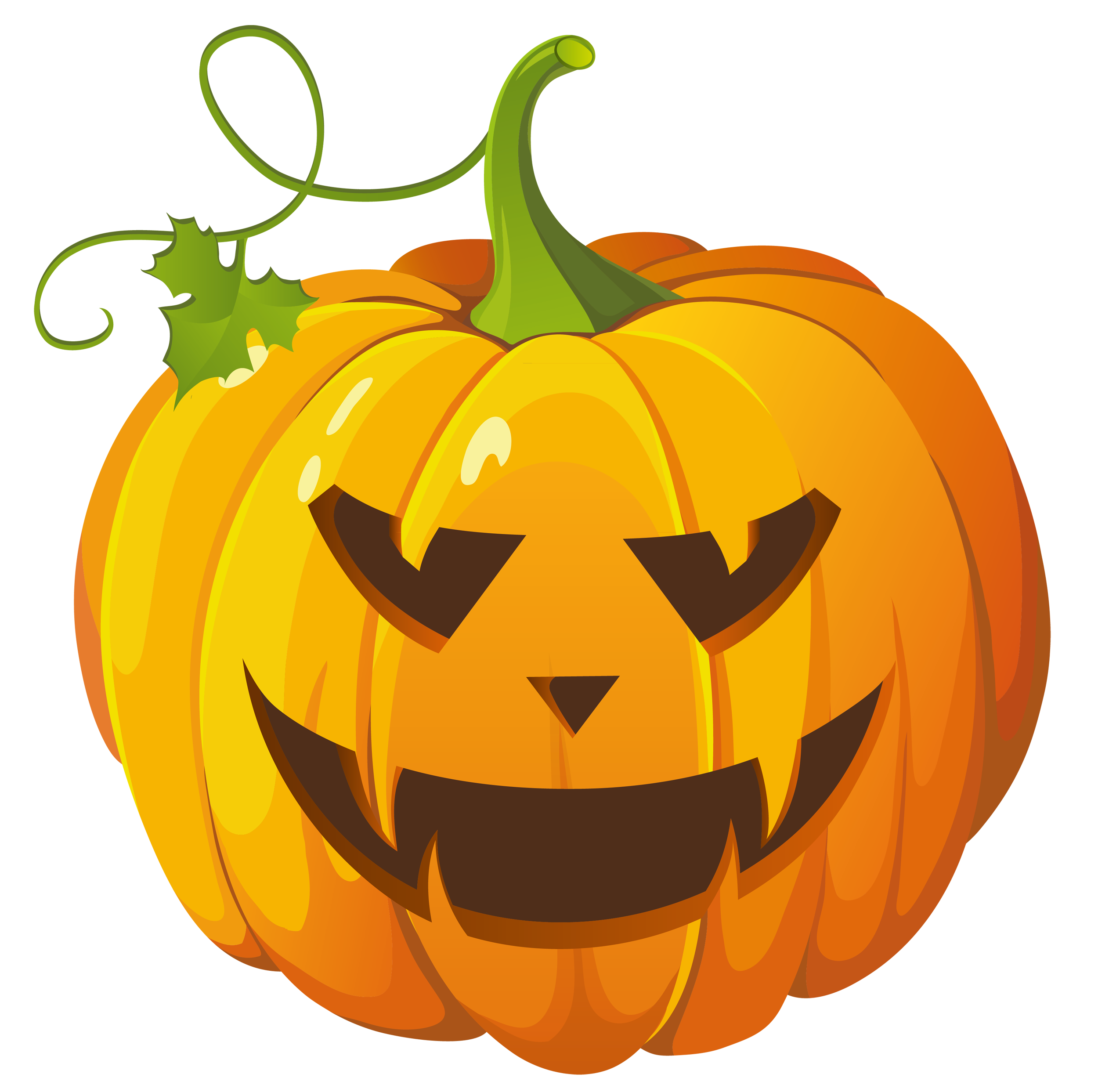 Pumpkin Png – Includes special layers and smart objects for your creative works.