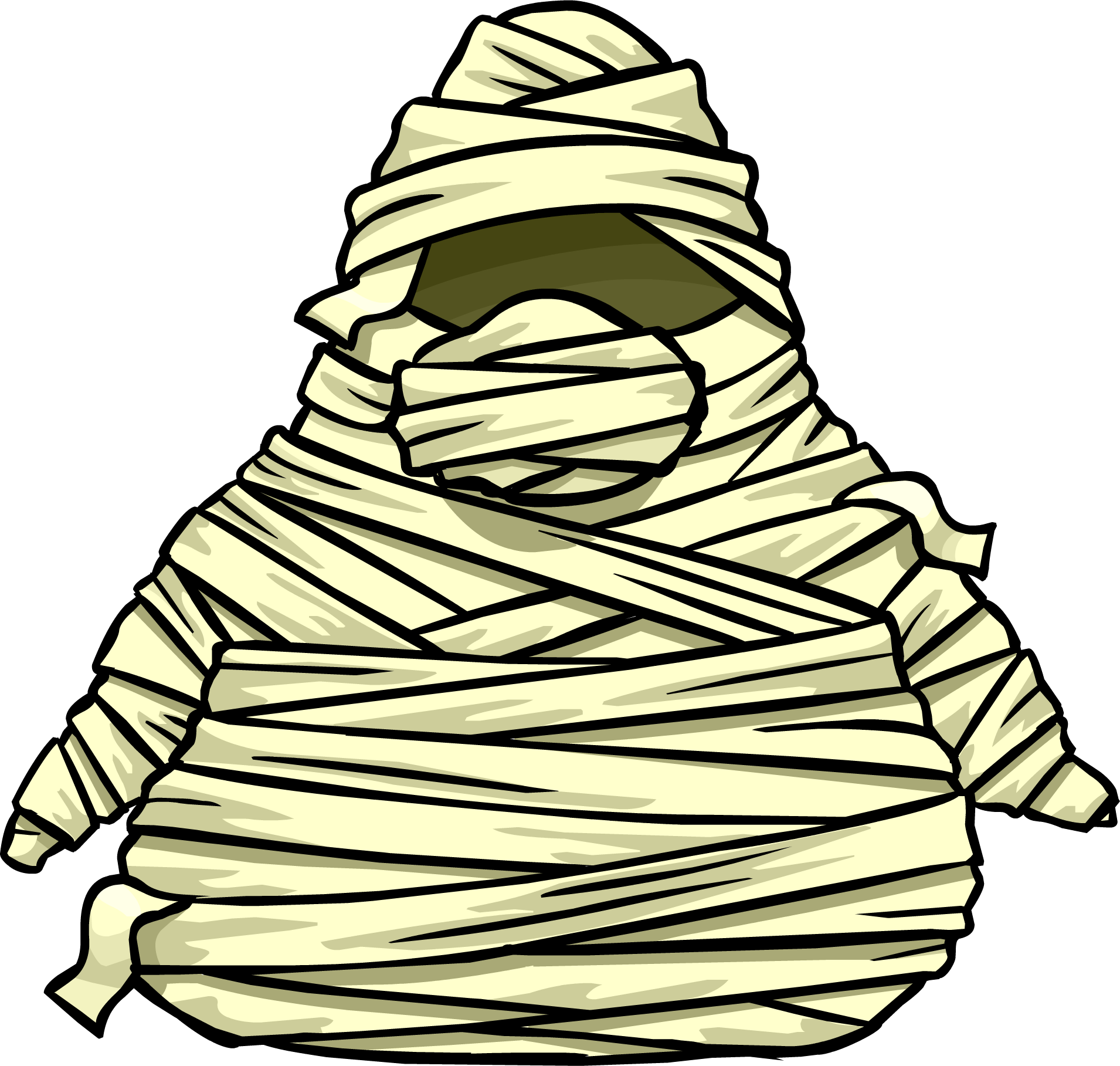 Halloween mummy pictures clipart image 3
