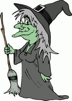 Bing halloween. Witch clip art images