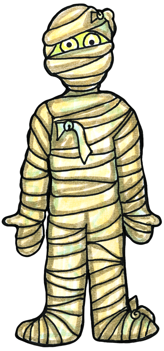 halloween mummy clipart 6 rh clipart info mommy and daddy clipart clipart mummy pictures