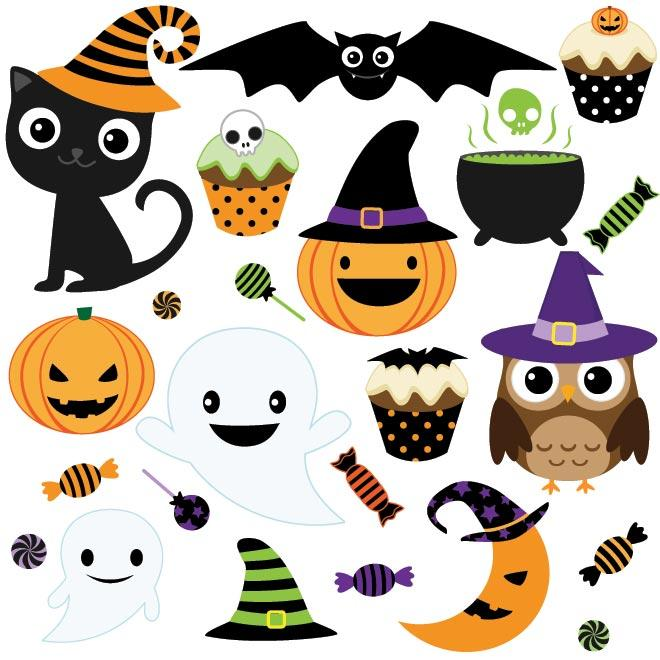 Free halloween clipart halloween illustrations and pictures image
