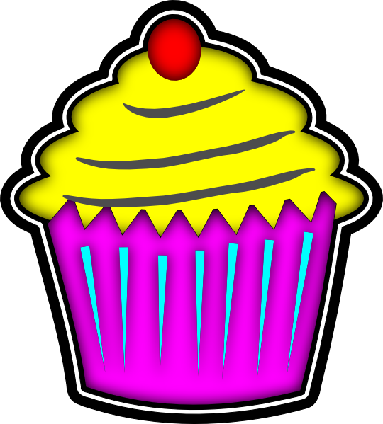 Halloween cupcake clipart free clipart images
