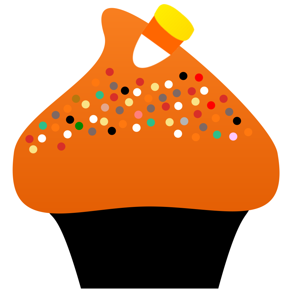 Halloween candy corn clipart halloweenfunky