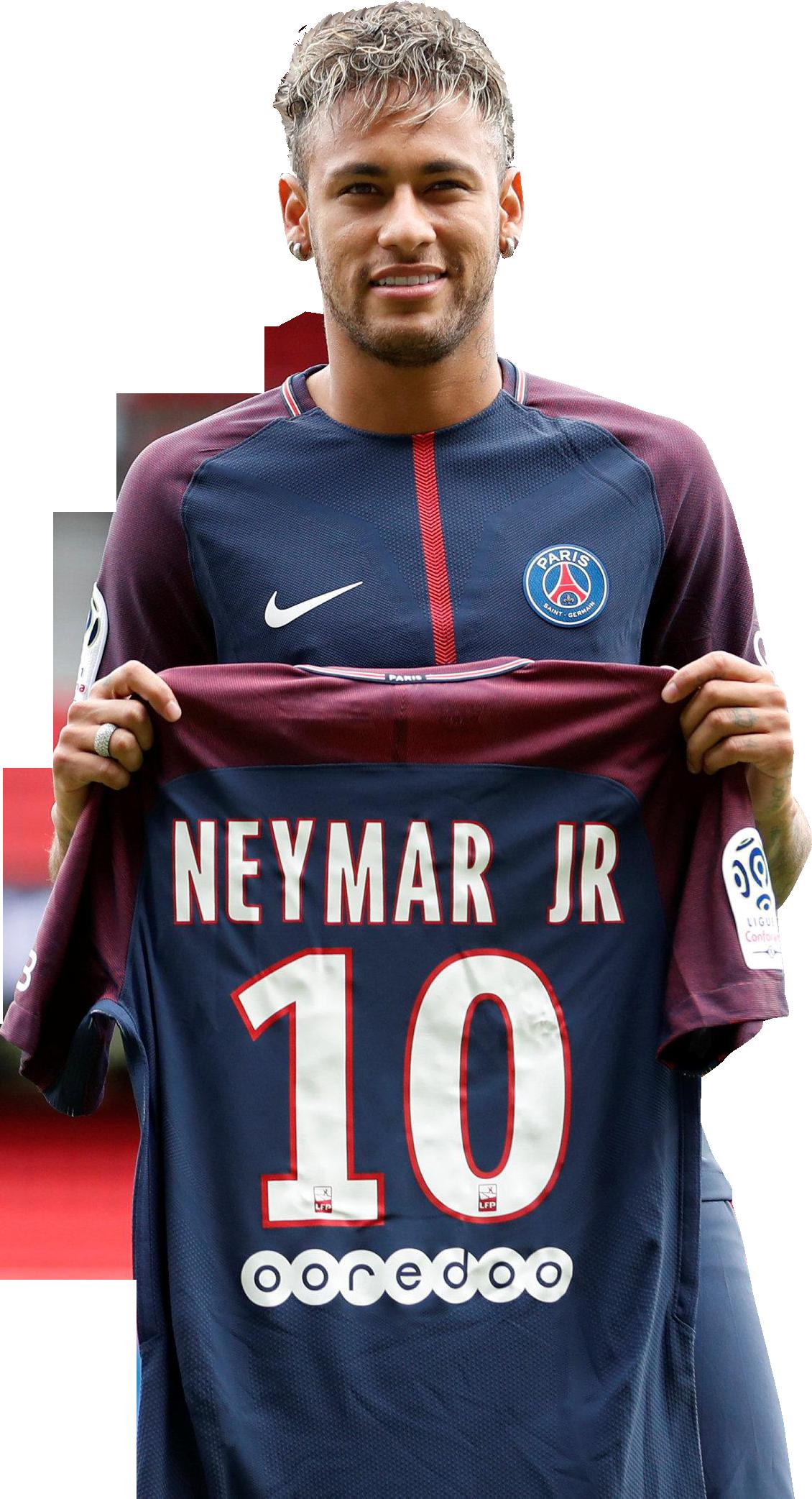Neymar PSG 2017 Jr Official