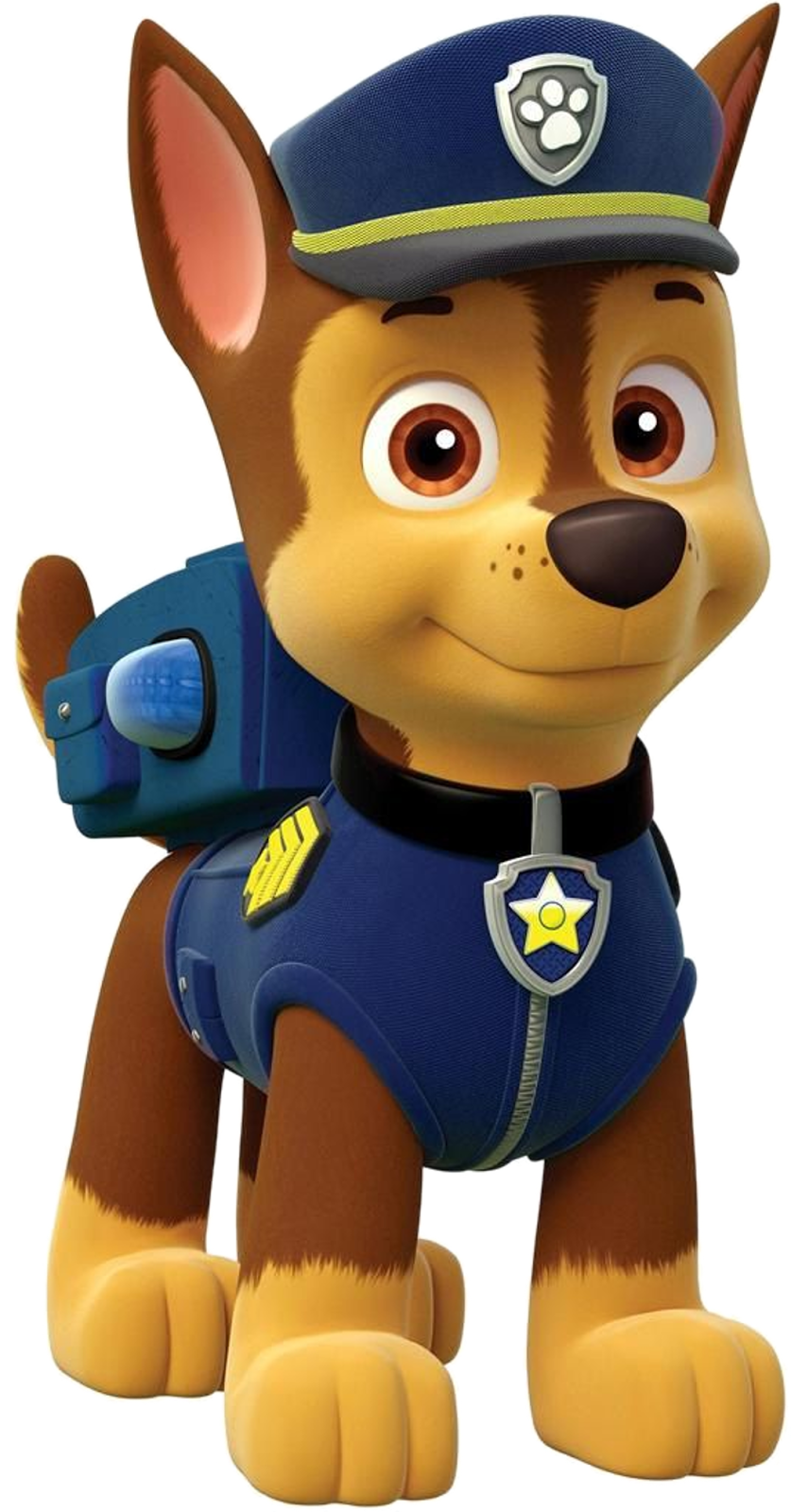 paw patrol chase png