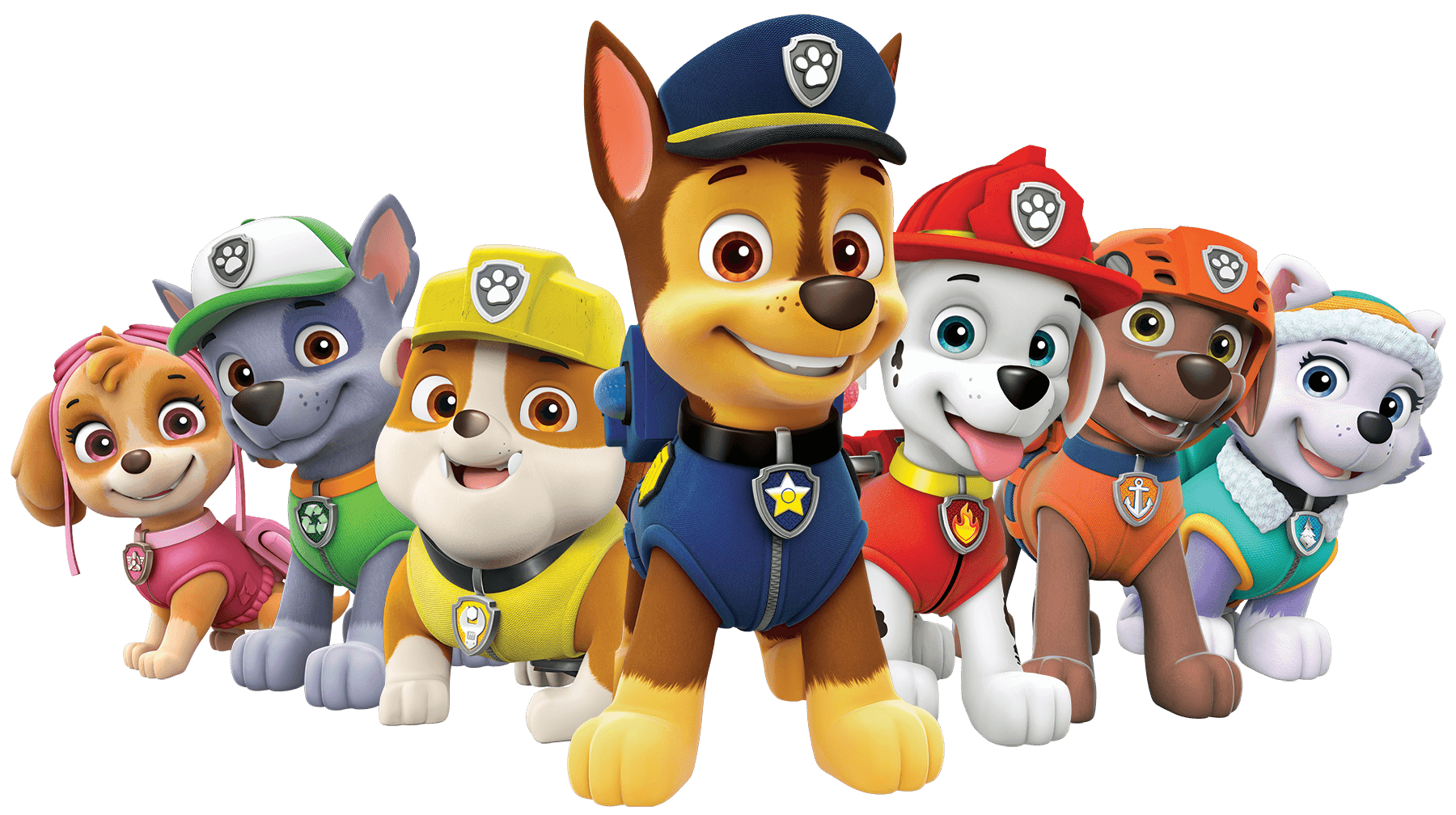 Paw Patrol Clipart - Cliparts Galleries