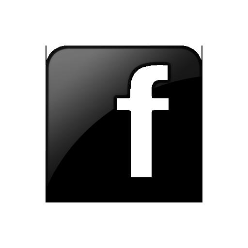 Facebook Logo Black And White Square