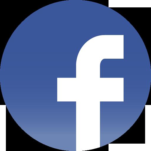 Facebook circle icon