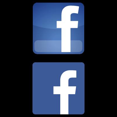 Facebook Logo Png Icon Vector Download