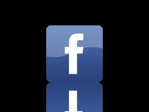 facebook logo png transparent background 300x225