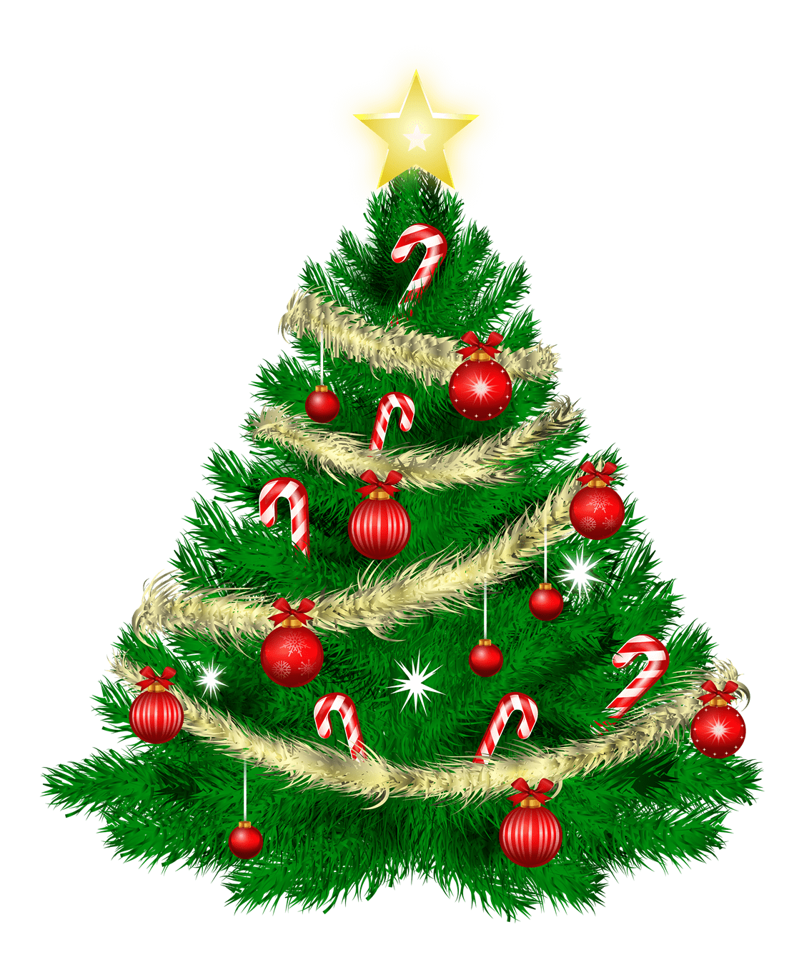 cartoon christmas tree png transparent image cartoon christmas tree png transparent
