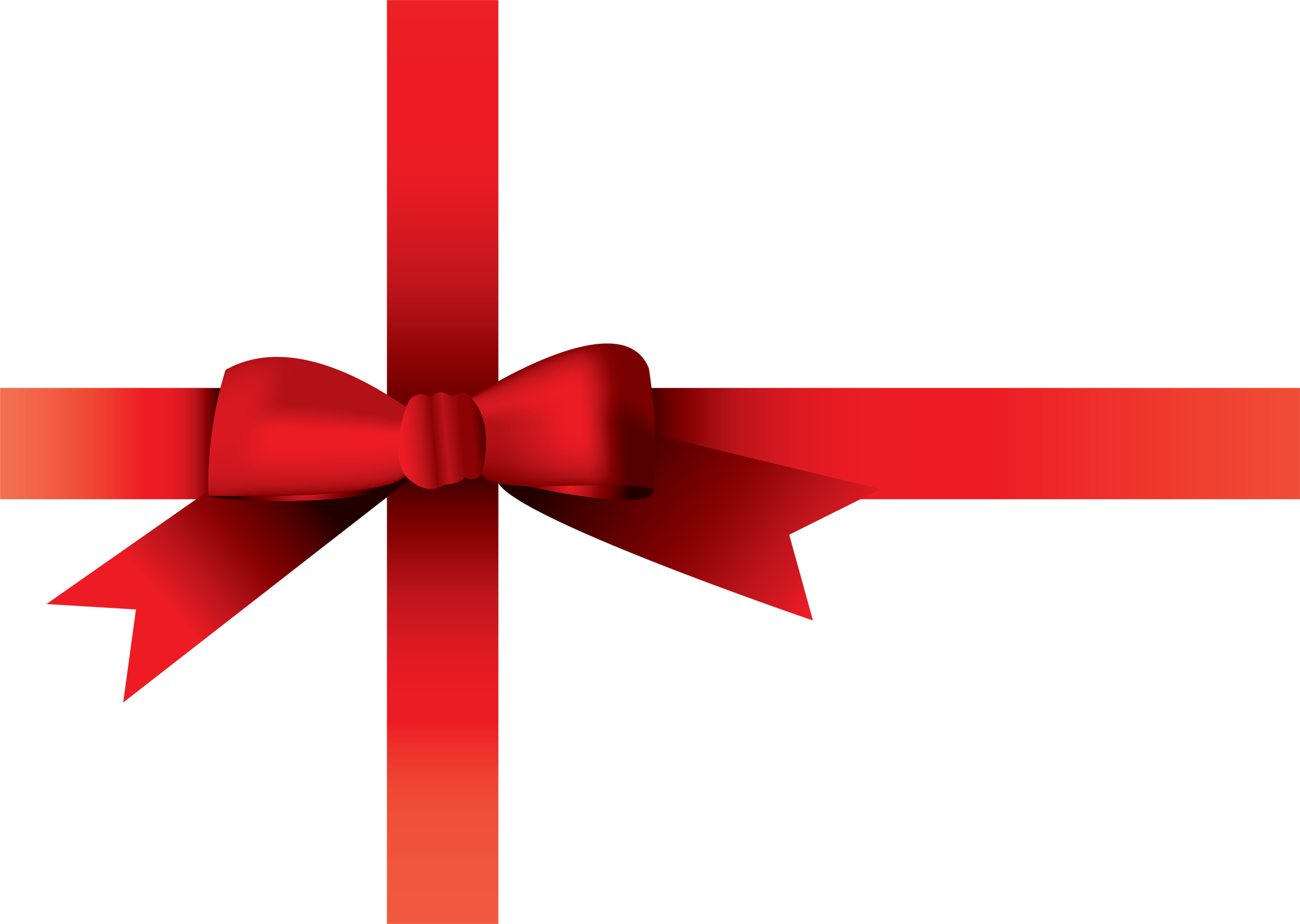 christmas ribbon free download png