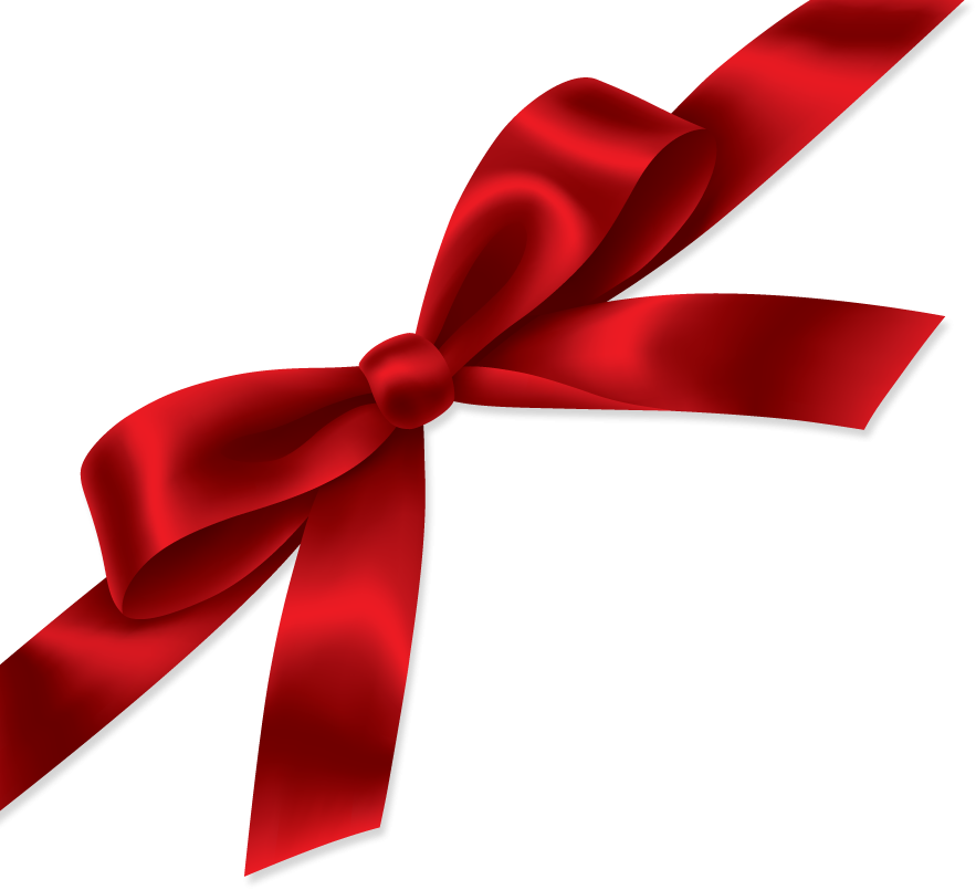 Christmas Ribbon.Christmas Ribbon Png Hd