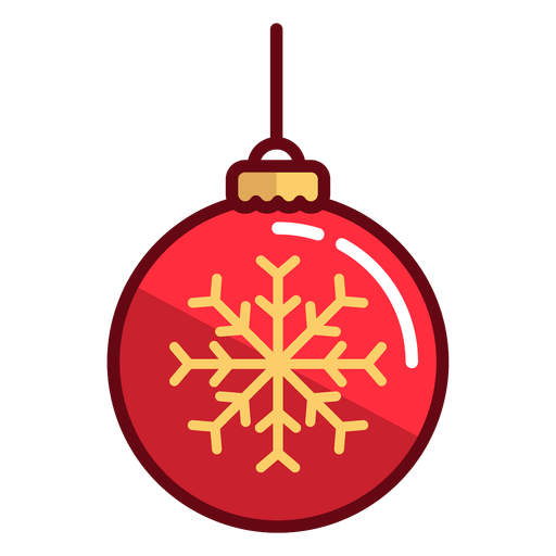 christmas ornament png ball by vexels min