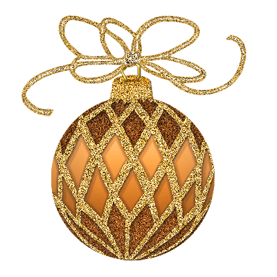 christmas ornament png clipart min