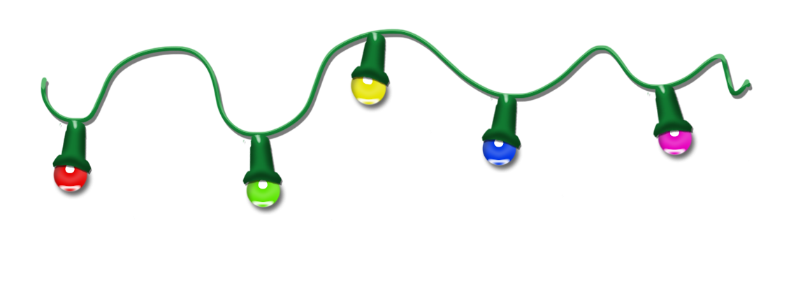 christmas lights png