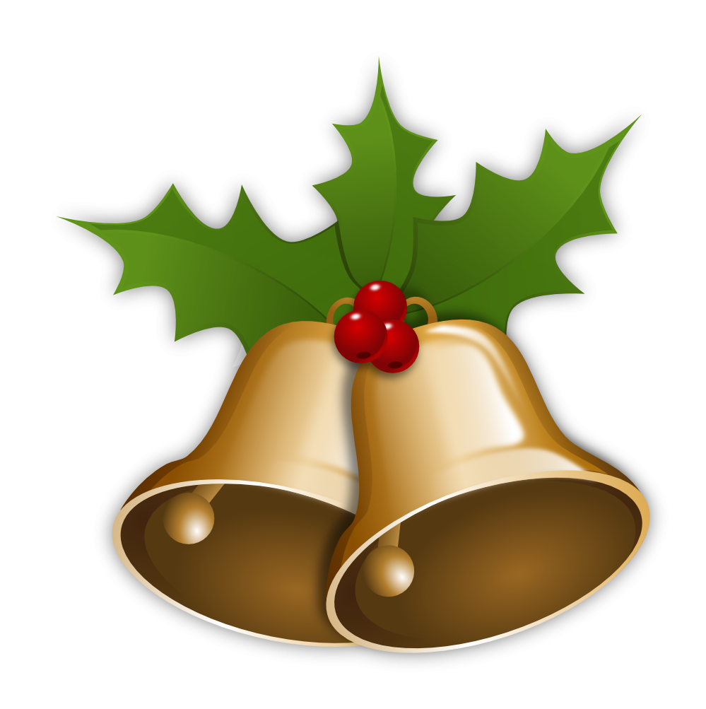 christmas bell free download png