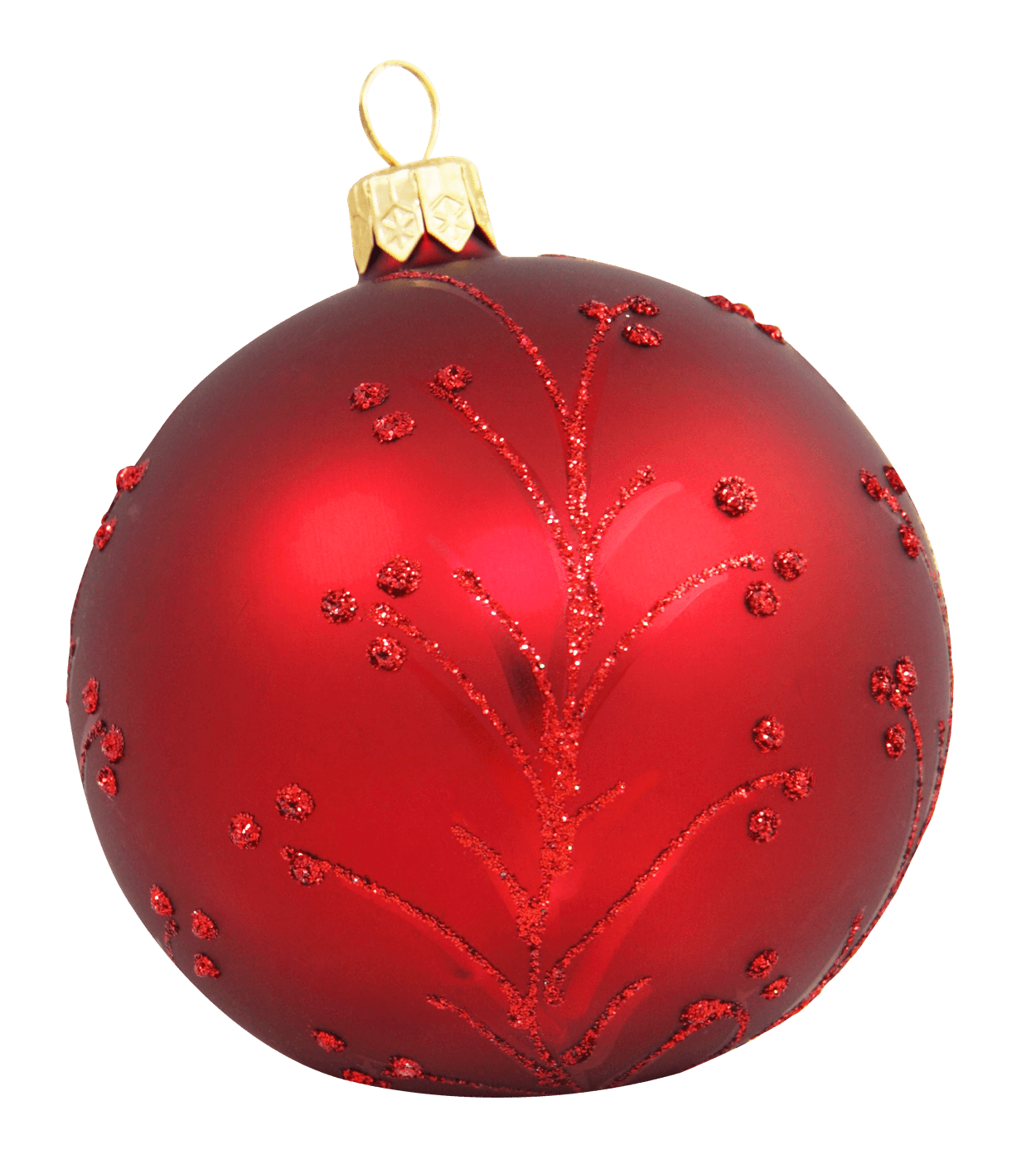 Christmas Ball PNG Transparent Image Real