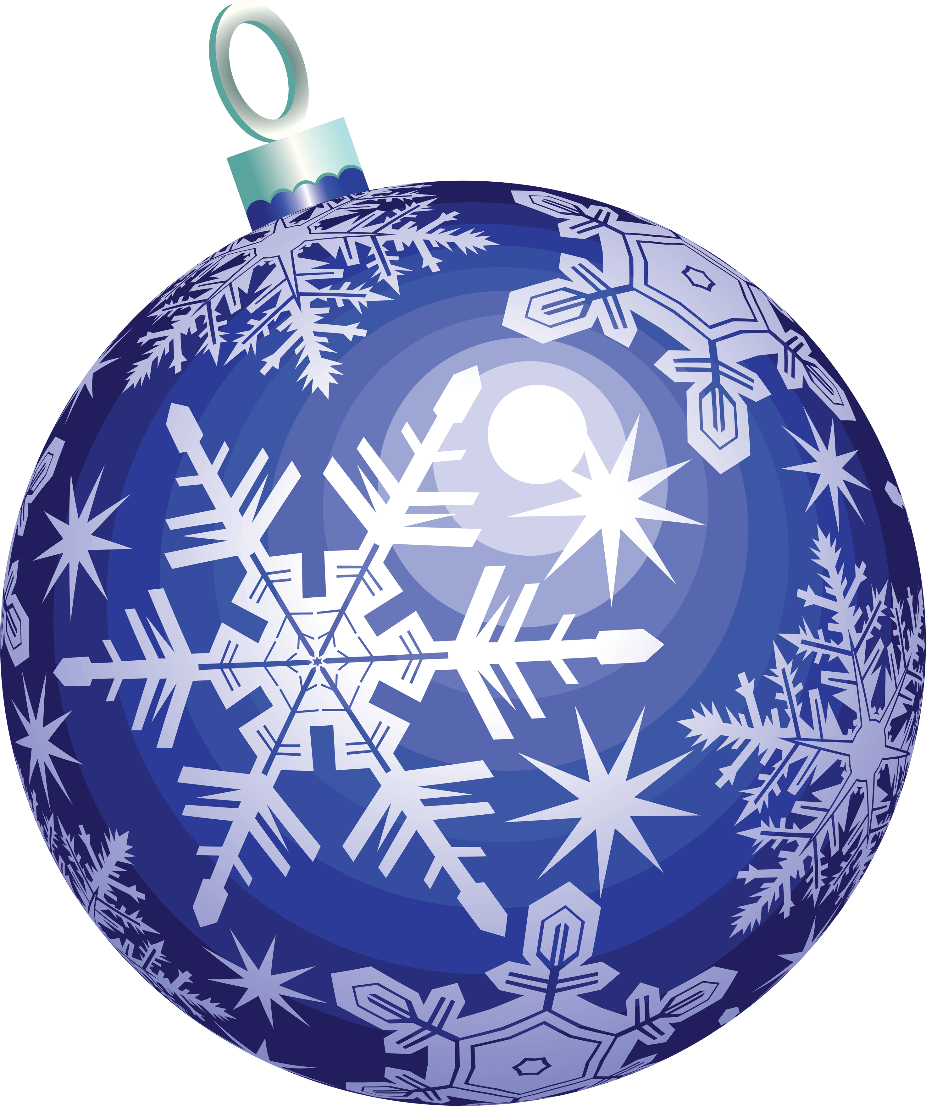 christmas ball flake toy png image