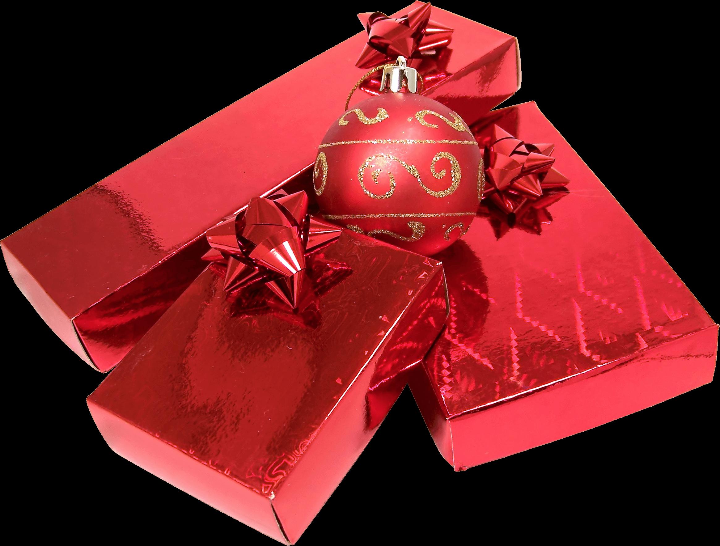 Gifts Christmas Png Image