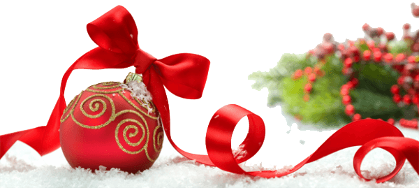 christmas ball ribbon ornament free download png