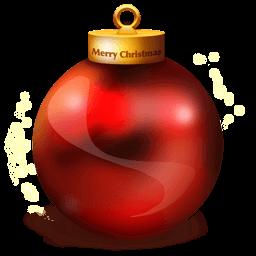 Hd Christmas Ball Toy Png Image