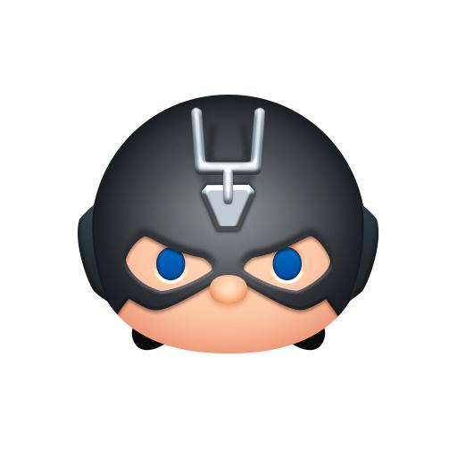 Black Bolt tsum tsum marvel