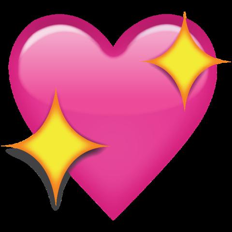 sparkling pink heart emoji png thank you clip art free without background thank you clip art free download